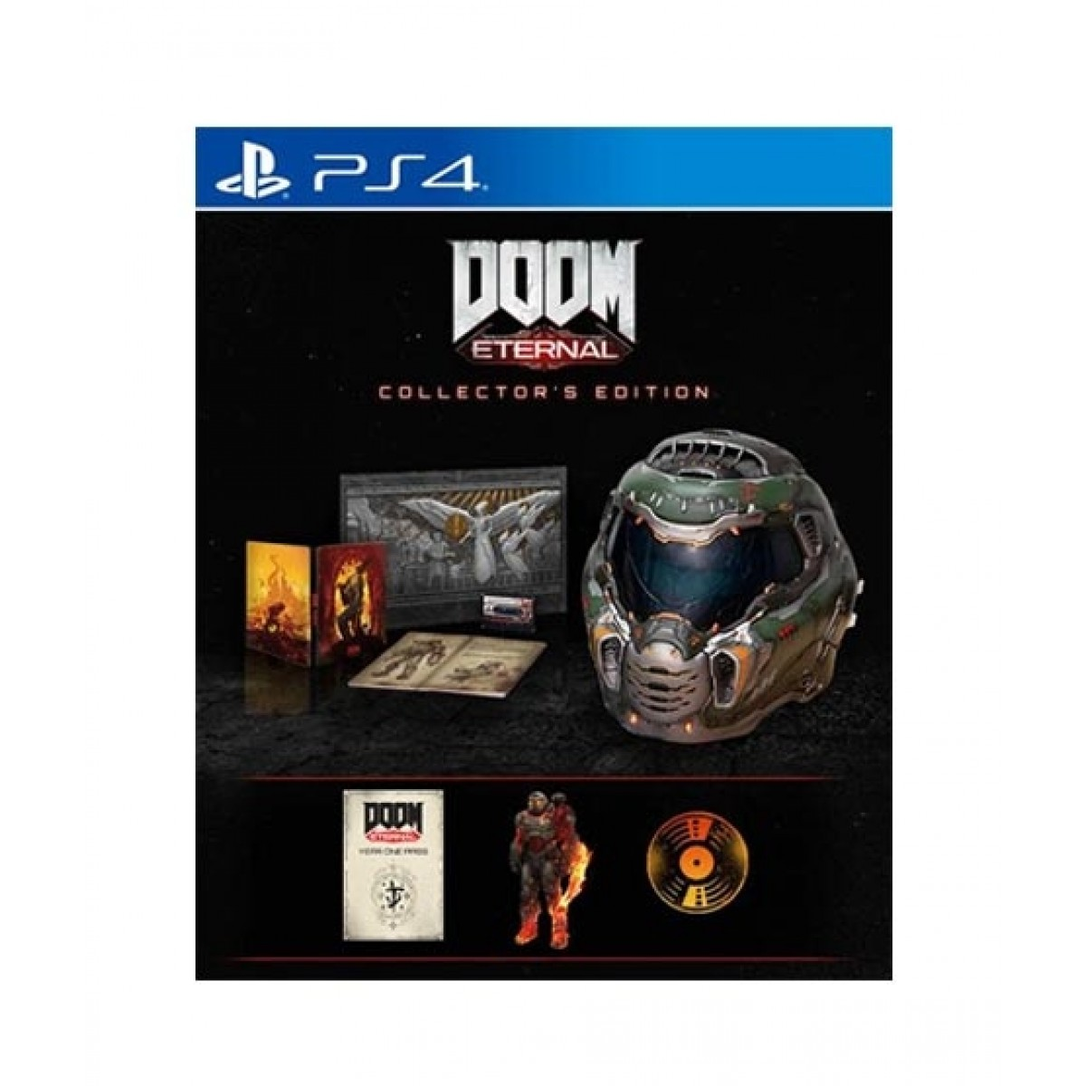 Doom Eternal Collector's Edition Game For PS4