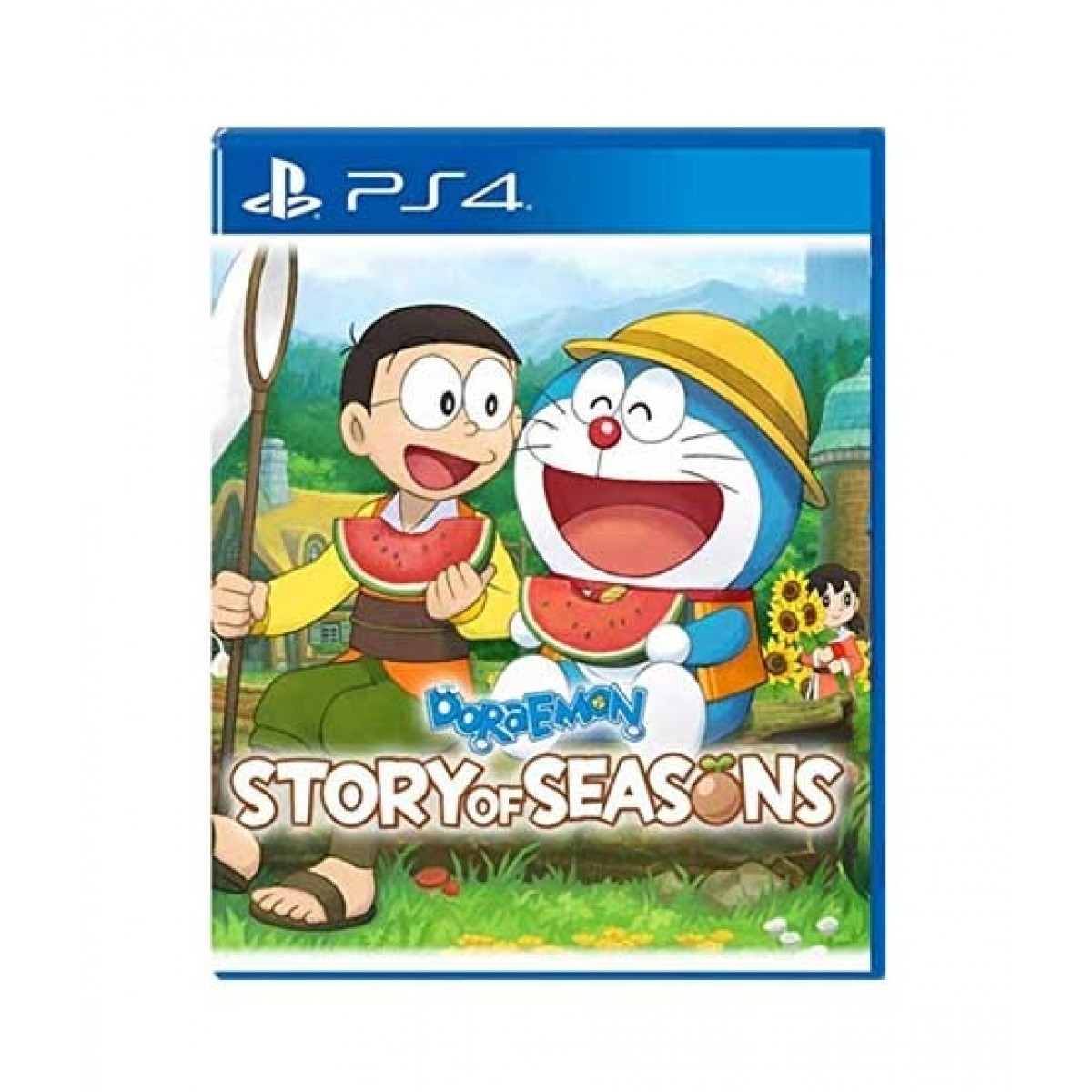 Doraemon Story Of Seasons Game For PS4