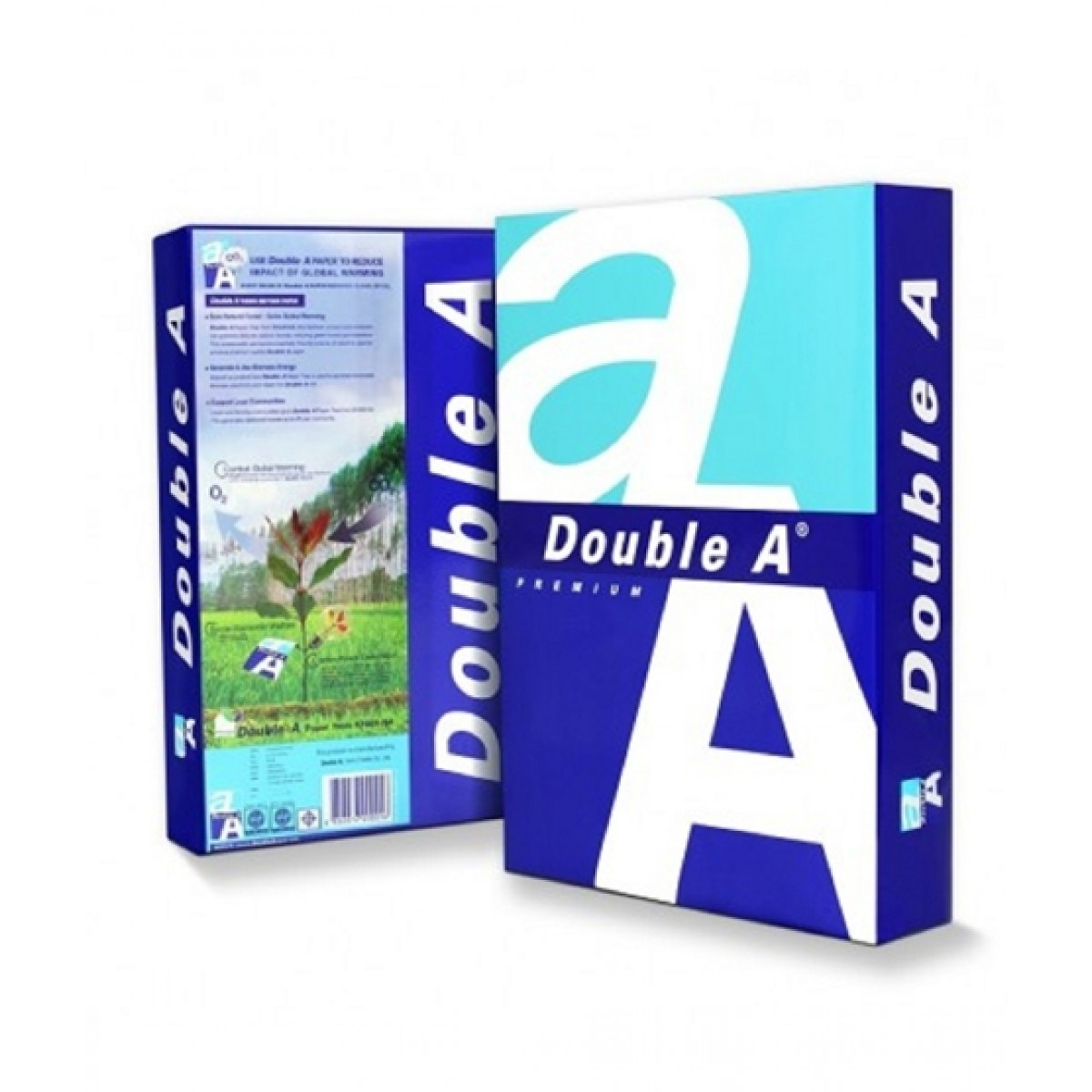 Double A F4 Legal Paper 500 Sheets 80gsm