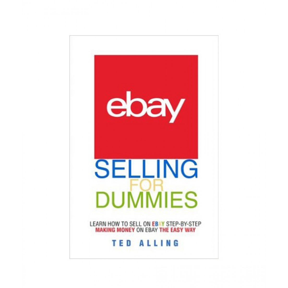 Ebay Selling For Dummies Book Available In Pakistan Buy Ebay Selling For Dummies Book Ishopping Pk