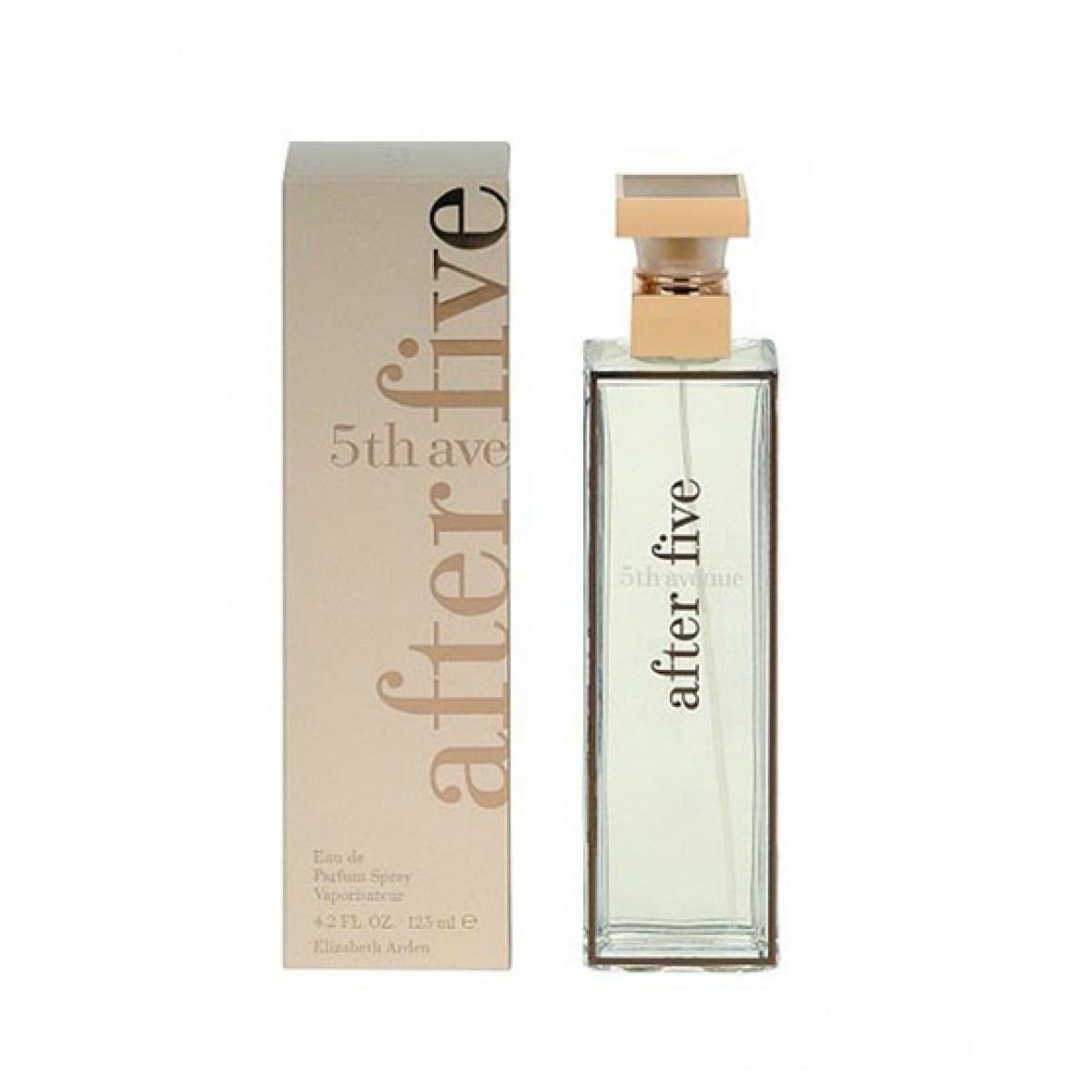 Elizabeth Arden 5th Avenue After Five Eau De Parfum For Women 125ml