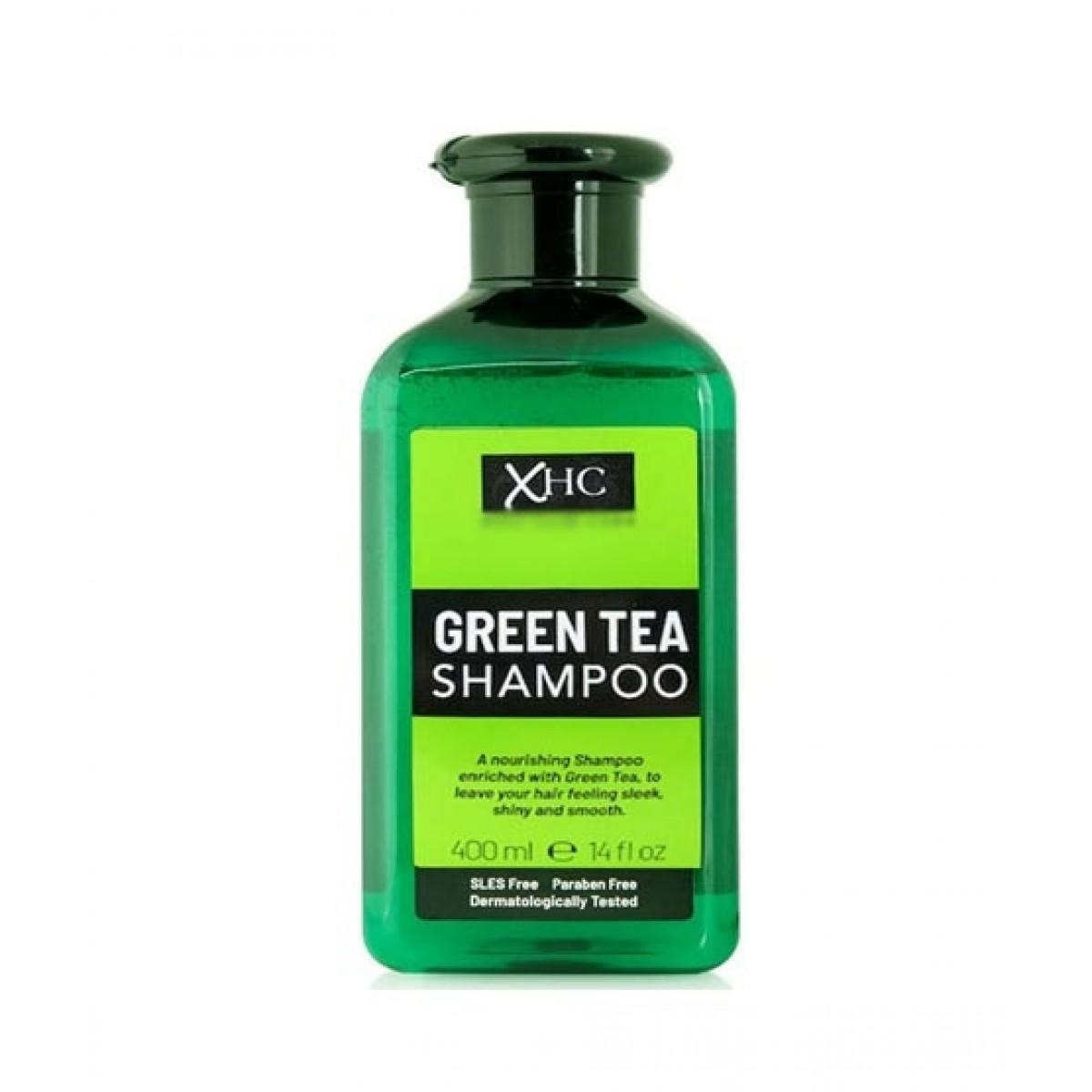 EMart XHC Hair Care Green Tea Shampoo 400ml