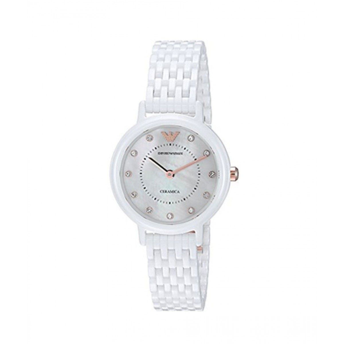 Emporio Armani Quartz Ceramic Women s Watch Price in Pakistan  2a645fecca