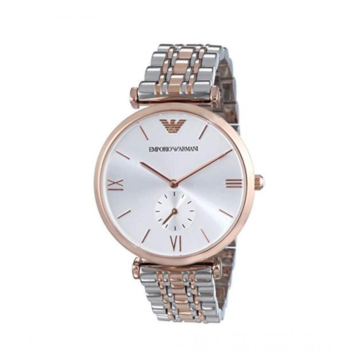 6f724a2f62 Emporio Armani Women's Watch Rose Gold (AR1677)