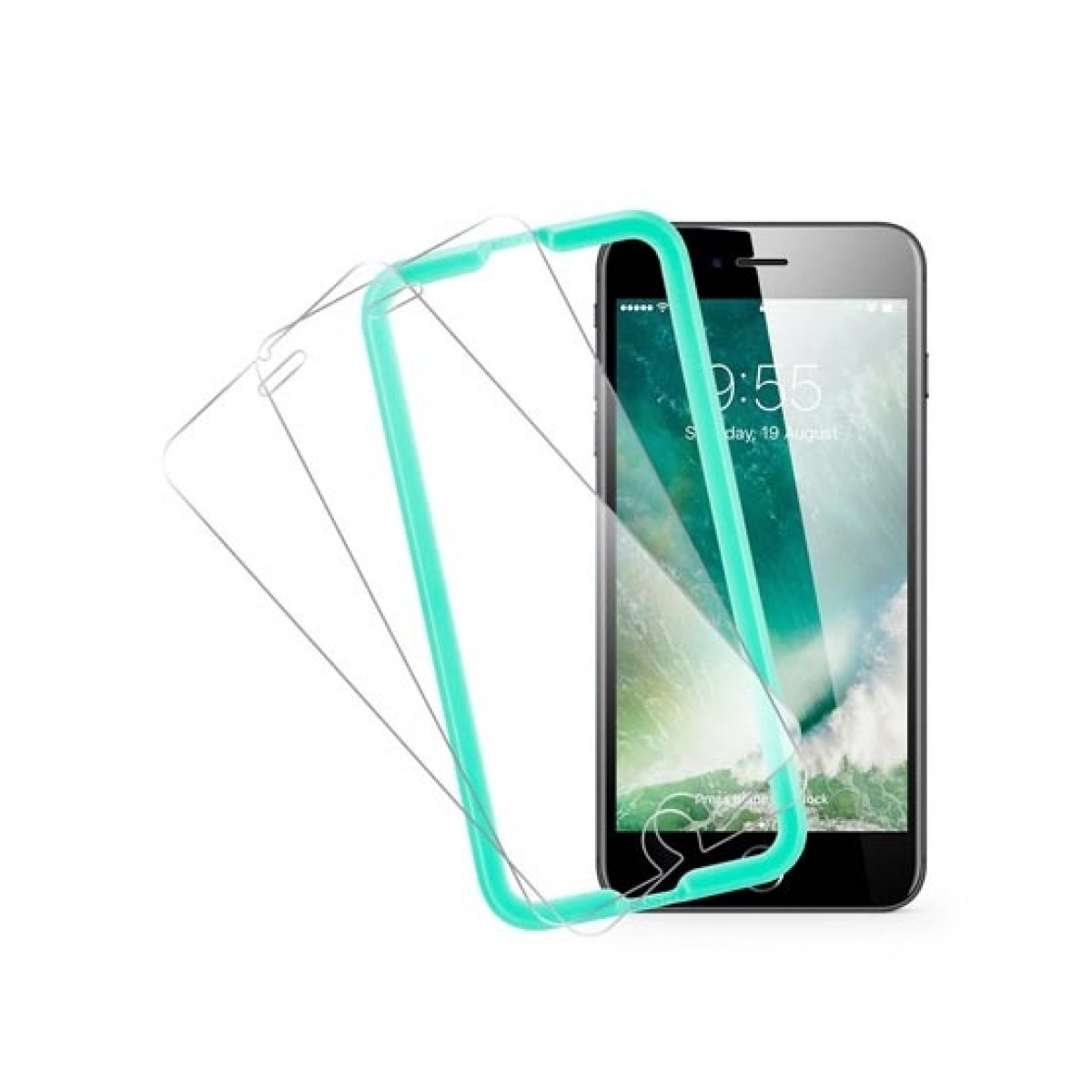 ESR 9H Tempered Glass Screen Protector for iPhone (0051)