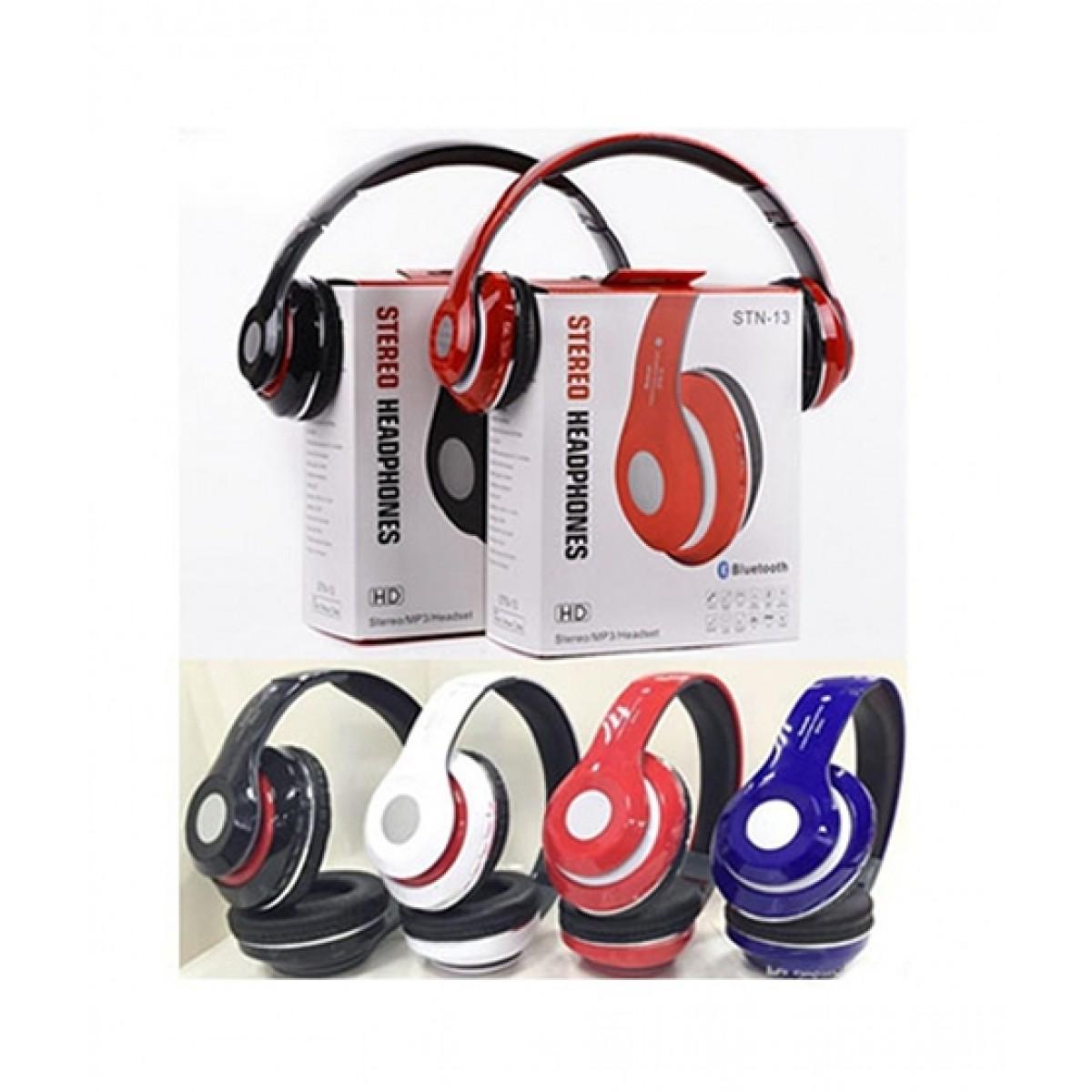 F.A Communications Wireless Bluetooth Headphone (STN-13)