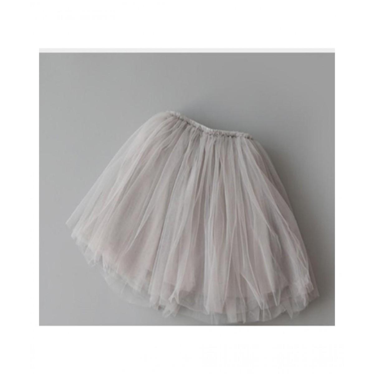 FashionValley Fluffy Petti Skirt For Baby Girl (0090)