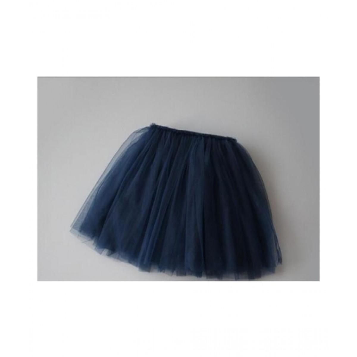 FashionValley Multilayer Fluffy Mesh Skirt For Baby Girl (0055)