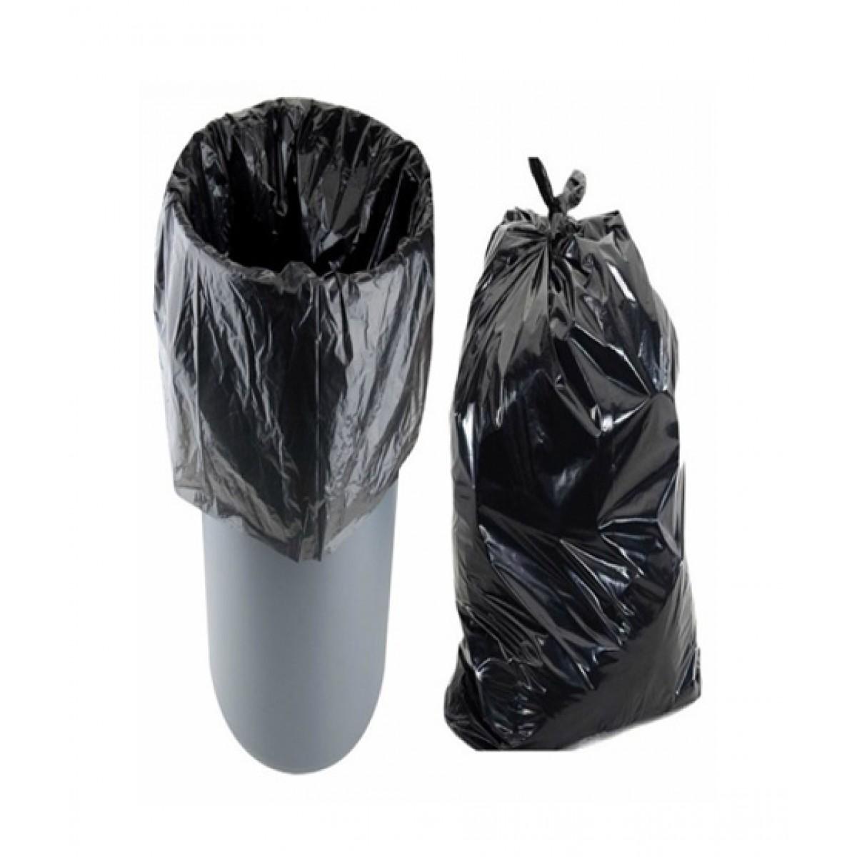 Fastrade Garbage Bags 18x24 Black