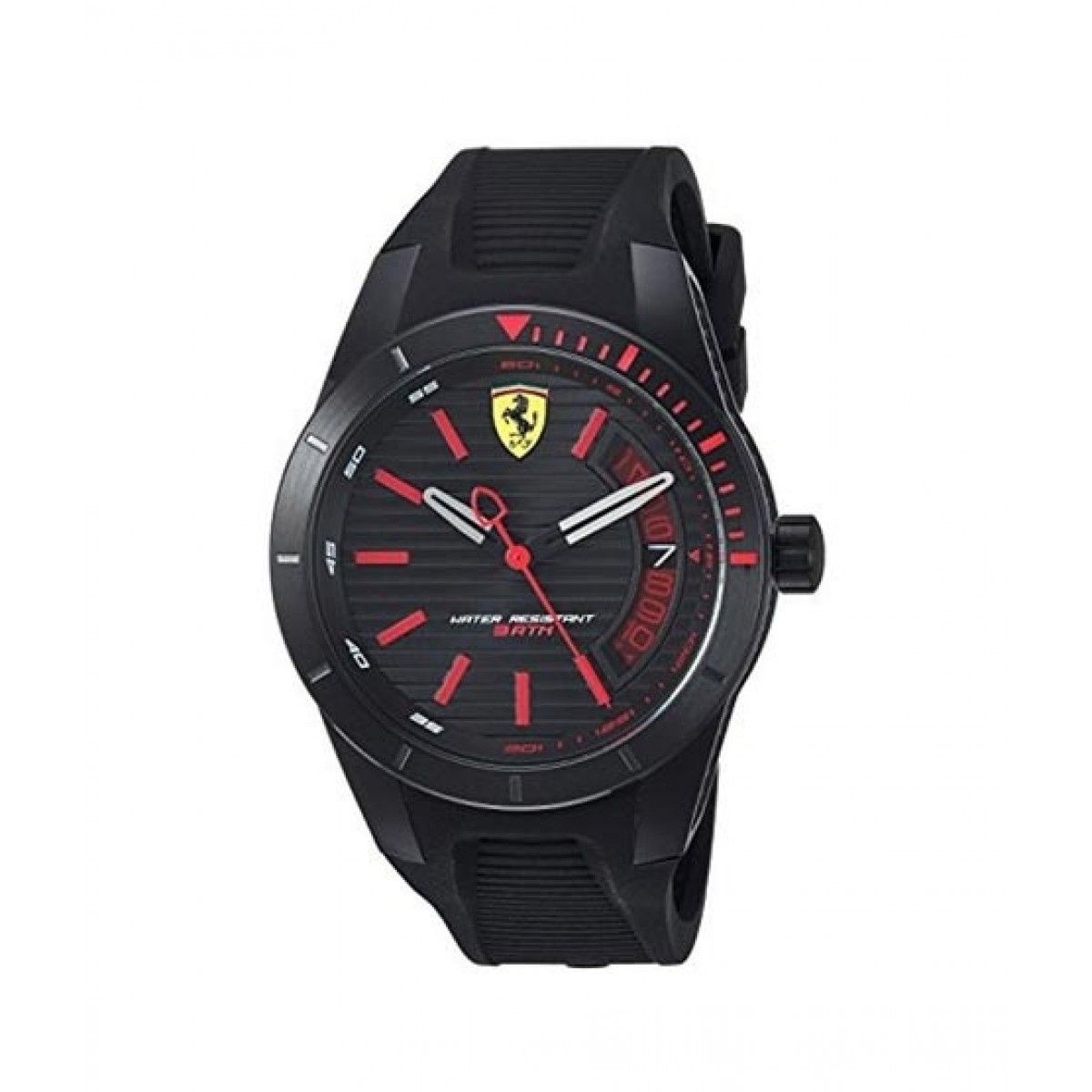 Ferrari RedRev T Men's Watch Black (830428)