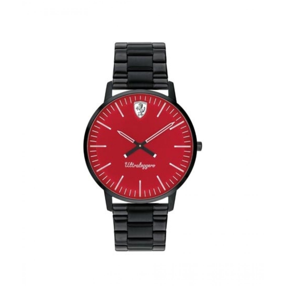Ferrari Ultraleggero Men's Watch Black (830564)