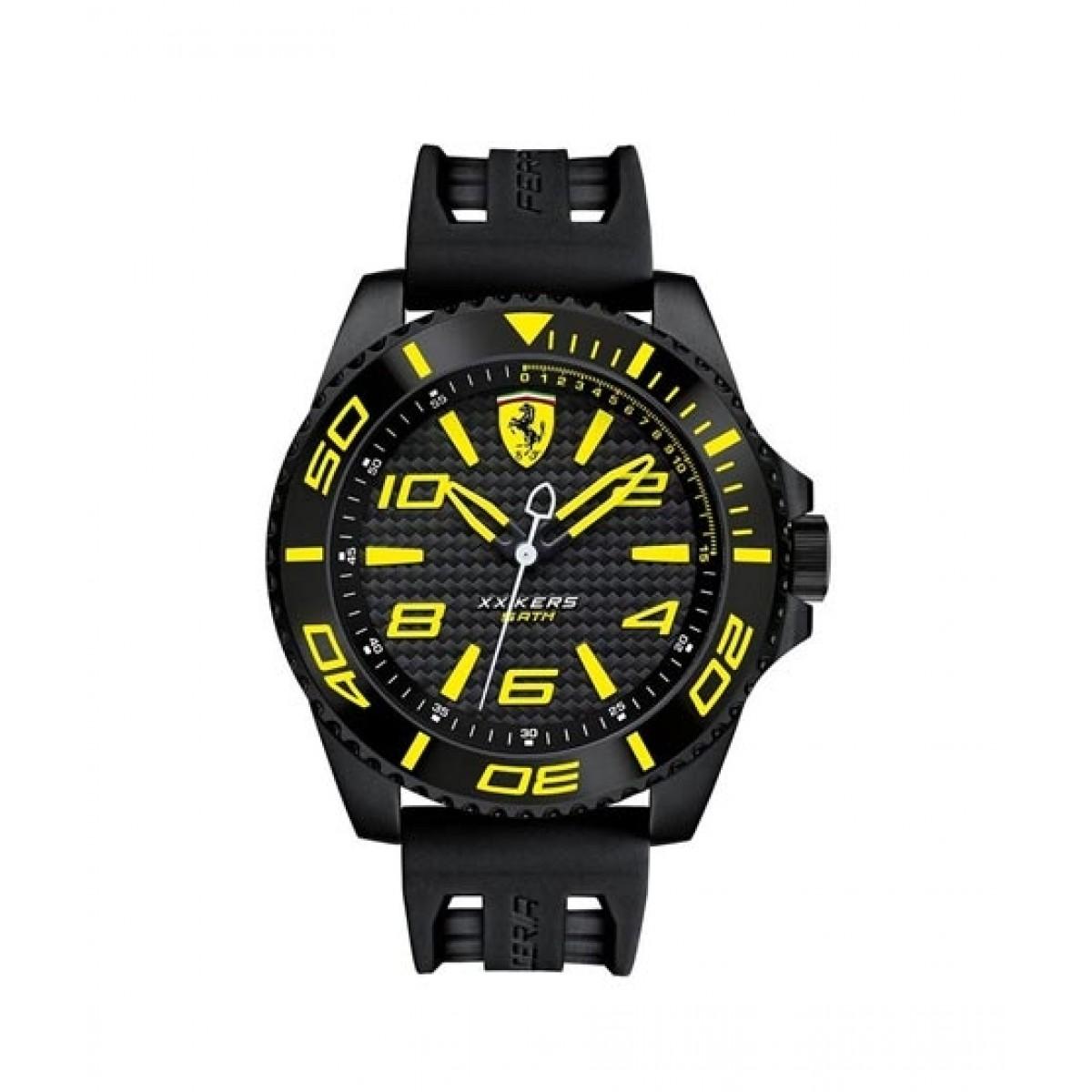 Ferrari XX Kers Men's Watch Black (830307)