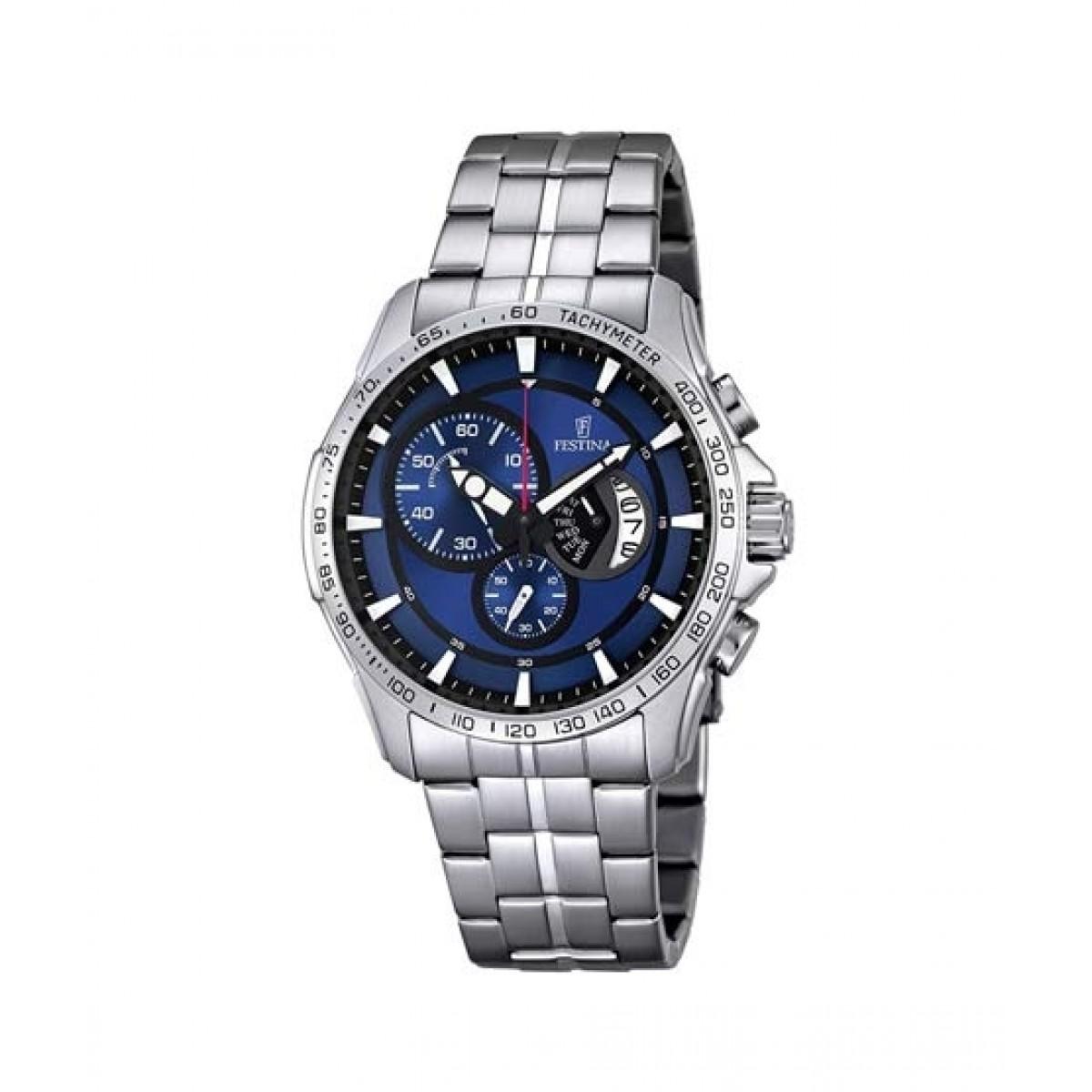 Festina Stainless Steel Men's Watch (F6849/3) Price in Pakistan | Buy  Festina Chronograph Men's Watch Silver (F6849/3) | iShopping.pk