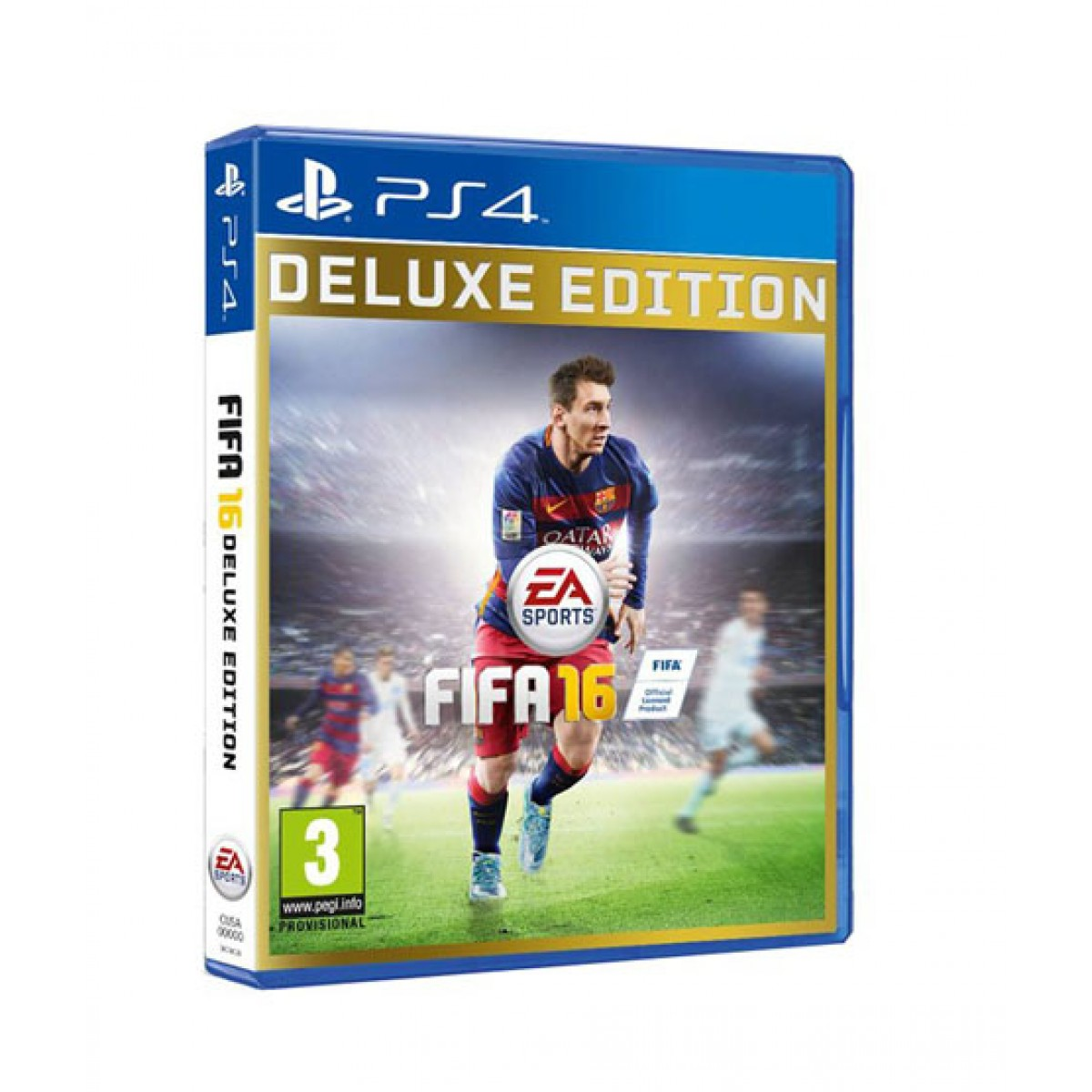 FIFA 16 (Deluxe Edition) Game For PS4