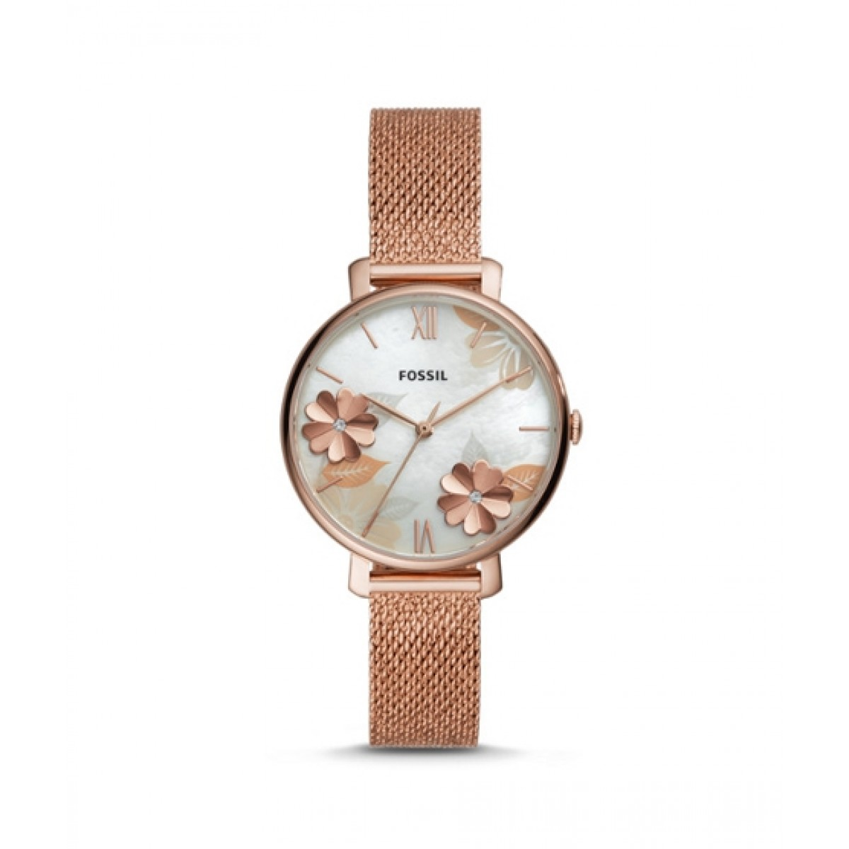 73d3e21d9 Fossil Jacqueline Women's Watch (ES4534P) Price in Pakistan | Fossil  Three-Hand Women's Watch Rose Gold-Tone | iShopping.pk