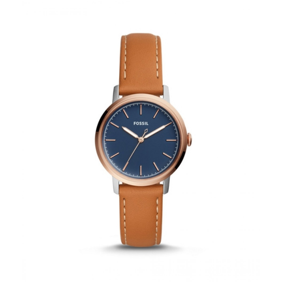 08a4eeb66 Fossil Neely Three-Hand Women's Watch Price in Pakistan | Buy Fossil  Women's Watch Luggage Leather (ES4255P) | iShopping.pk