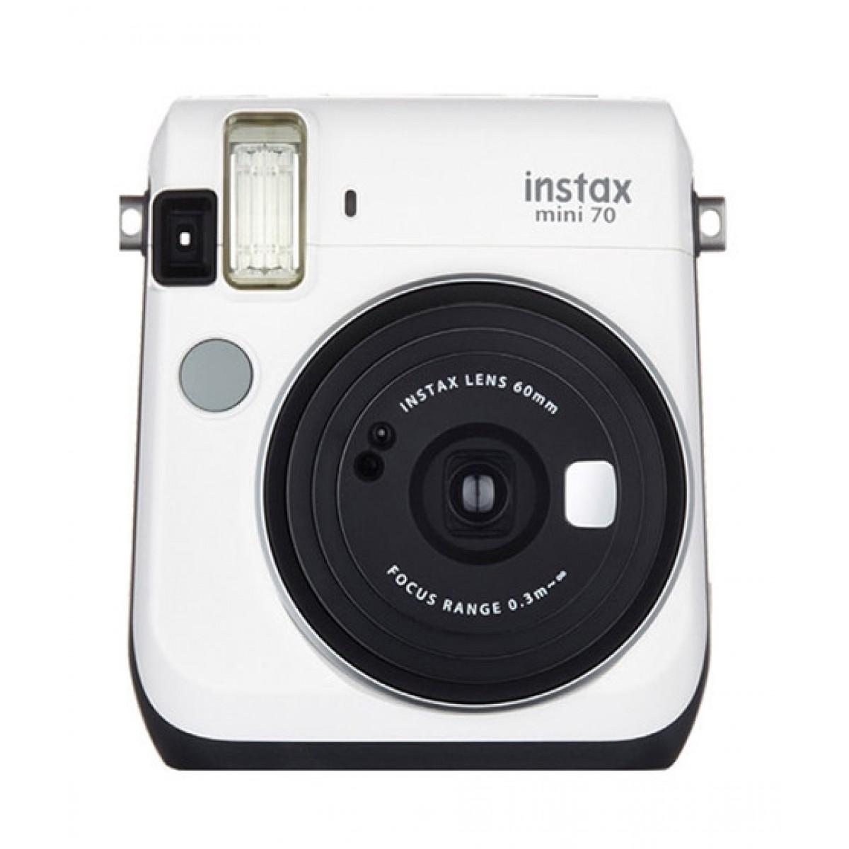 Fujifilm instax mini 70 Instant Film Camera (Gold