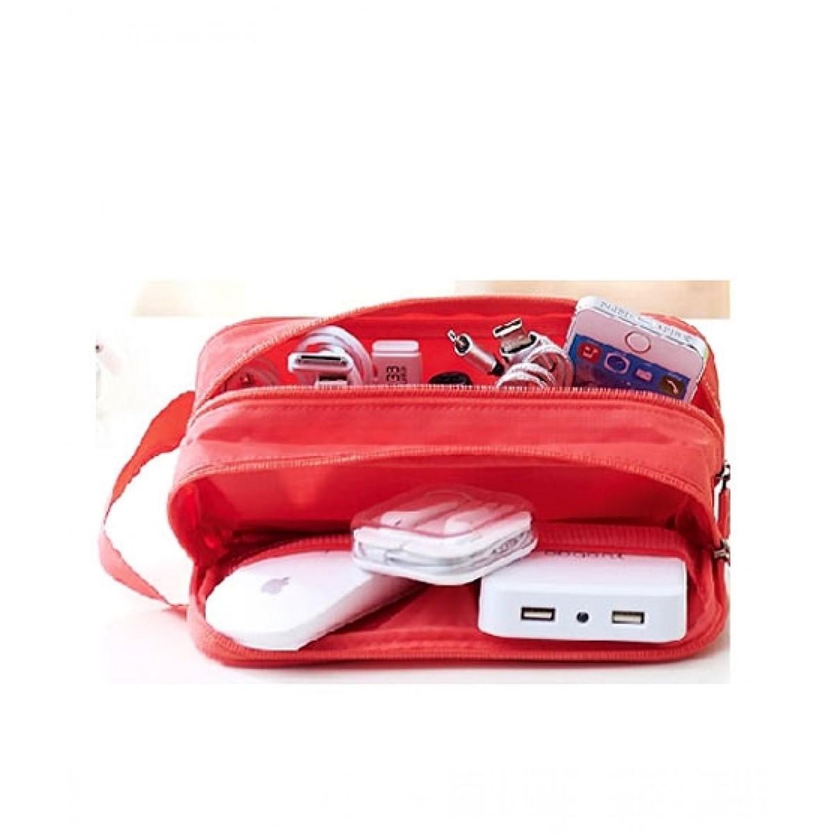 G-Mart Accessories Storage Bag Red (70964)