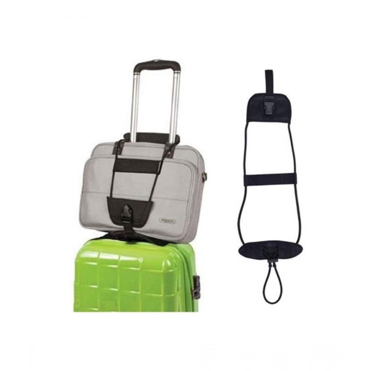 G-Mart Bag Bungee Adjustable Suitcase Carry Strap