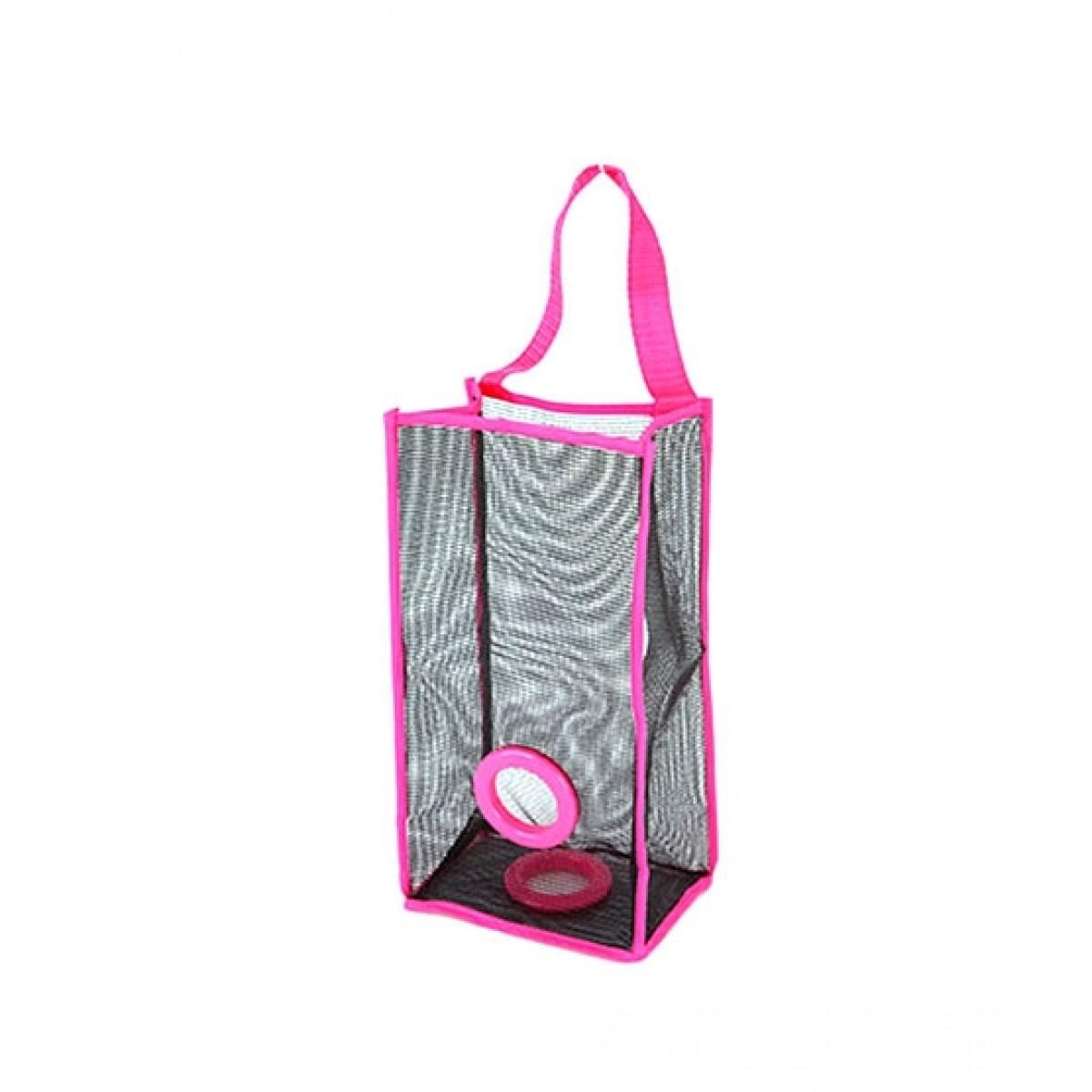 G-Mart Hanging Mesh Storage Bag Holder