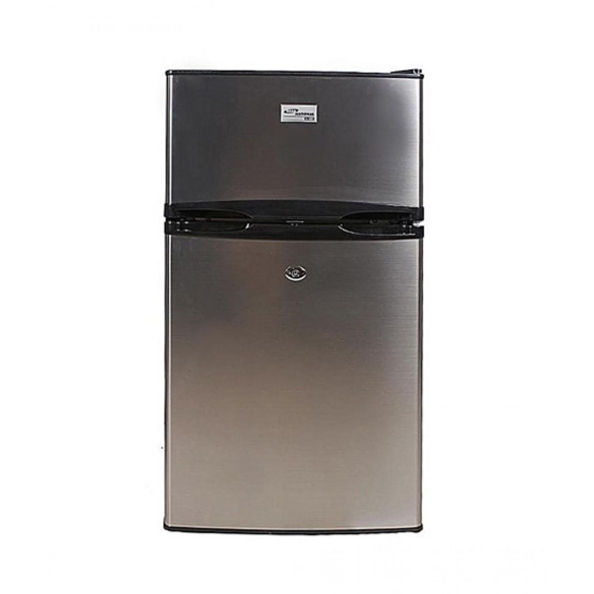 Gaba National Double Door Refrigerator (GNR-187SS)