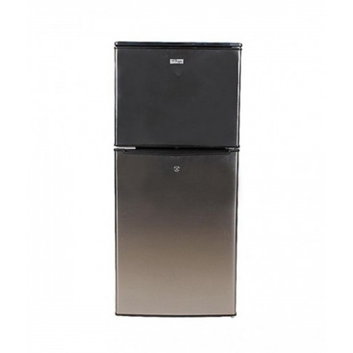 Gaba National Double Door Refrigerator (GNR-188-SS)