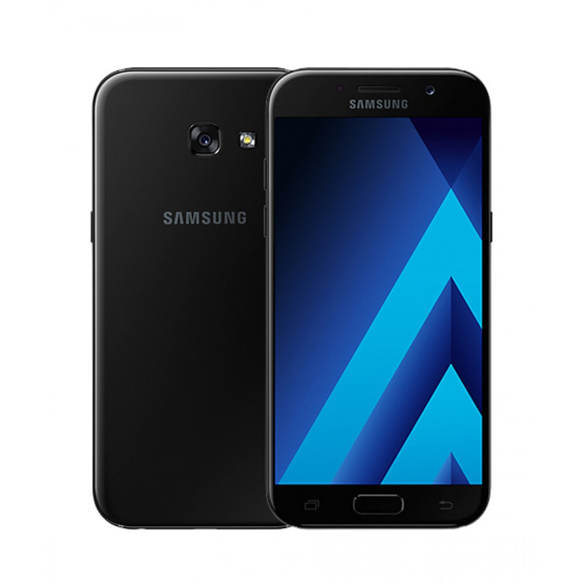 official photos 301dd 24fb5 Samsung Galaxy A5 2017 32GB Dual Sim Black Sky (A520FD)