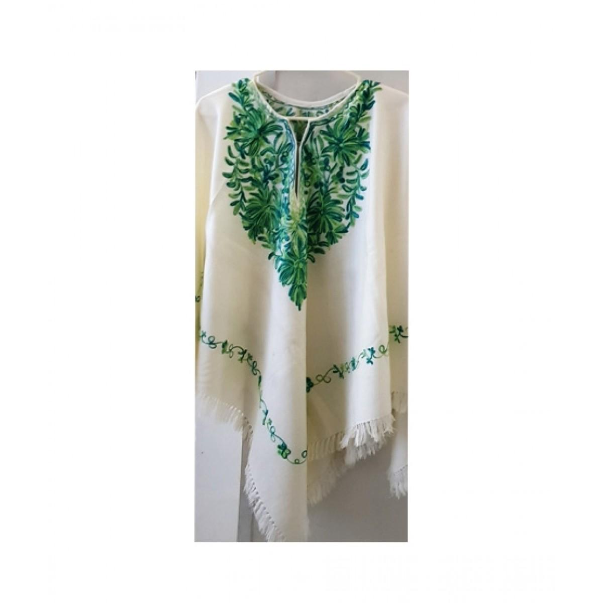 Gilgit Bazar Woolen Shawl For Women (GB233)