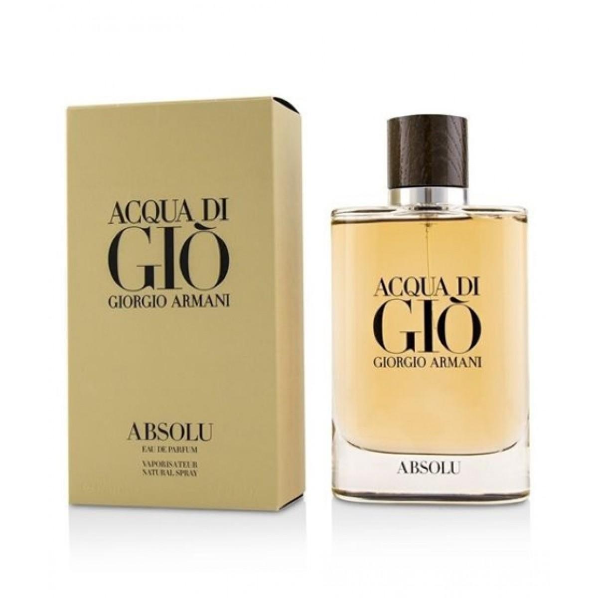 Giorgio Armani Acqua Di Gio Eau De Parfum Price In Pakistan Buy