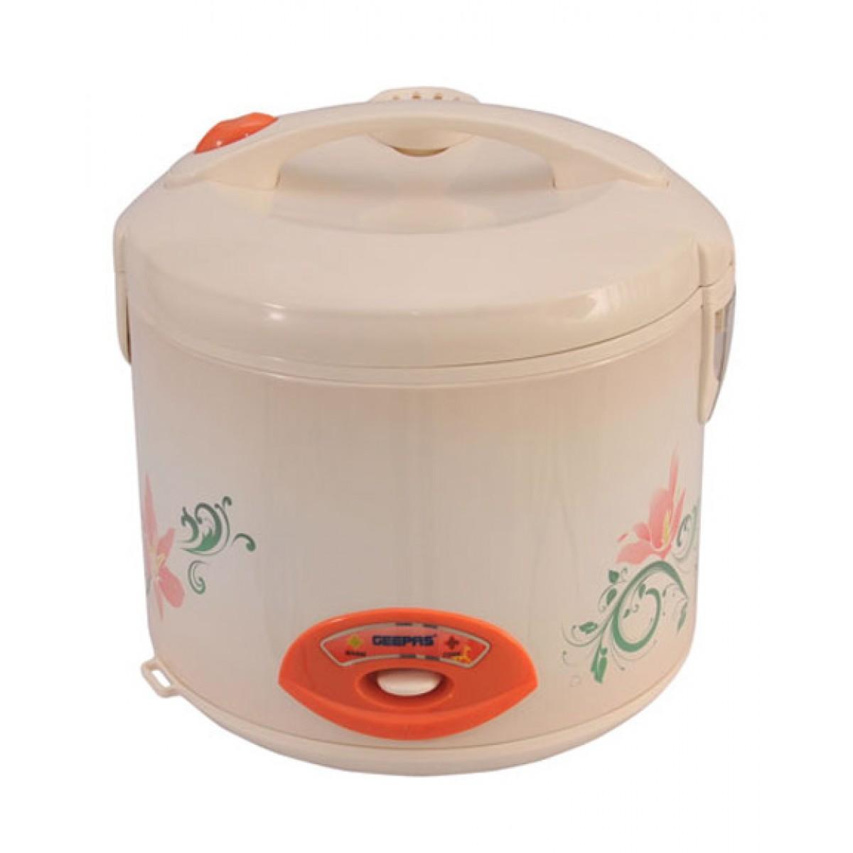 24a321b2d40 Geepas Rice Cooker (GRC1825) Price in Pakistan