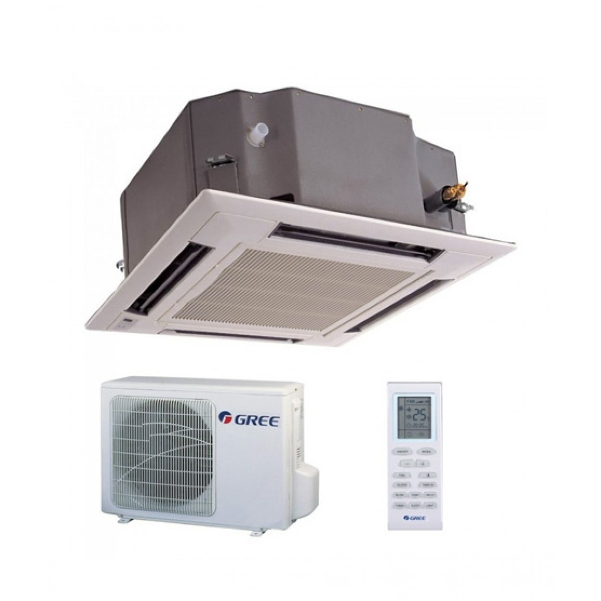 Reviews for Gree Ceiling Cassette Air Conditioner Price in