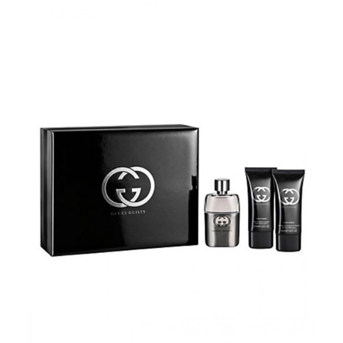 54b4690fe Gucci Guilty 3 Piece Gift Set For Men Price in Pakistan | Buy Gucci Guilty  3 Piece Gift Set | iShopping.pk