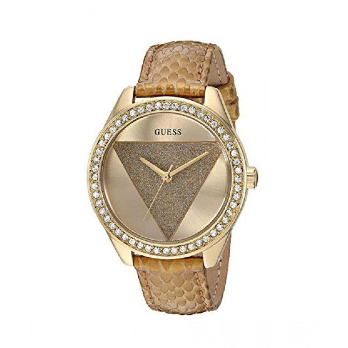 5709e4f8c9 Guess Crystal Glitter Women's Watch Price in Pakistan | Buy Guess Women's  Watch Gold (U0884L5) | iShopping.pk
