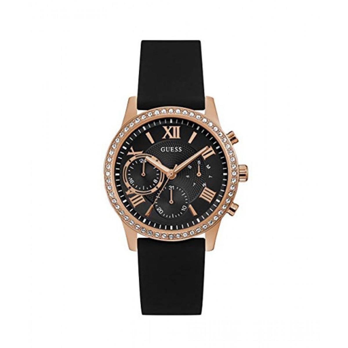 6033c7eb4 GUESS Analog Women's Watch Price in Pakistan | Buy GUESS Women's Watch  Black (U1135L4) | iShopping.pk