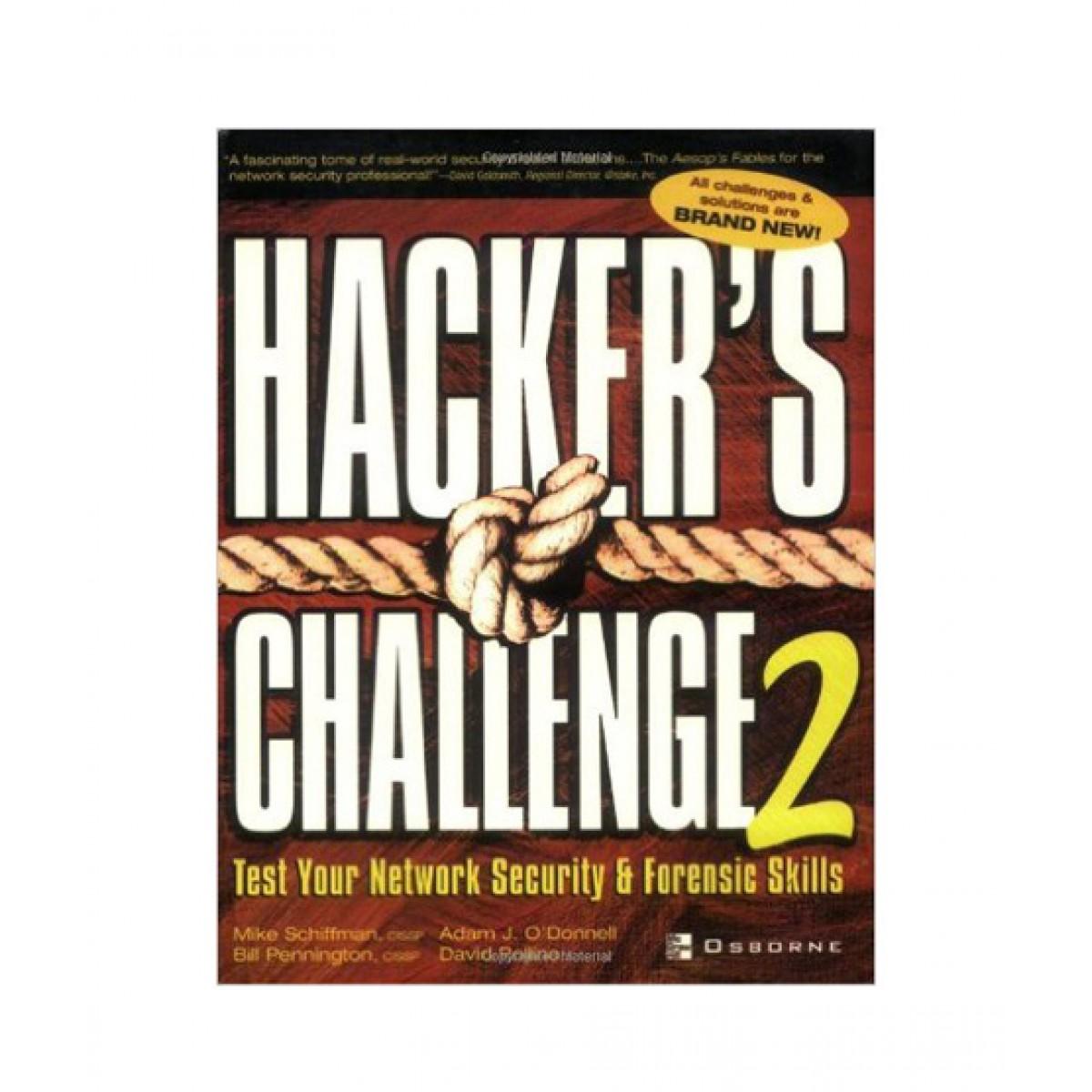 Hacker's Challenge 2 Book 2nd Edition