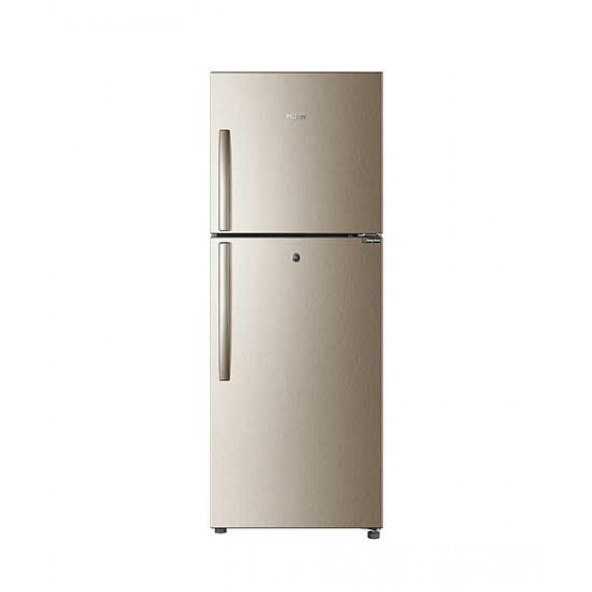 Haier E-Star Freezer-On-Top Refrigerator 10 Cu Ft (HRF-306ECD)