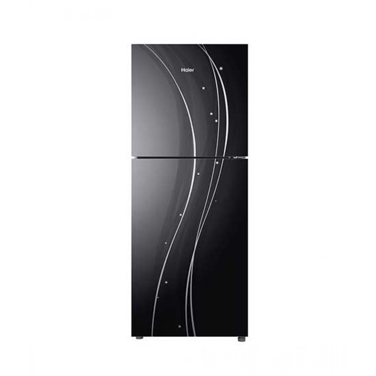 Haier E-Star Freezer-On-Top Refrigerator 7.5 Cu Ft (HRF-246-EPB)
