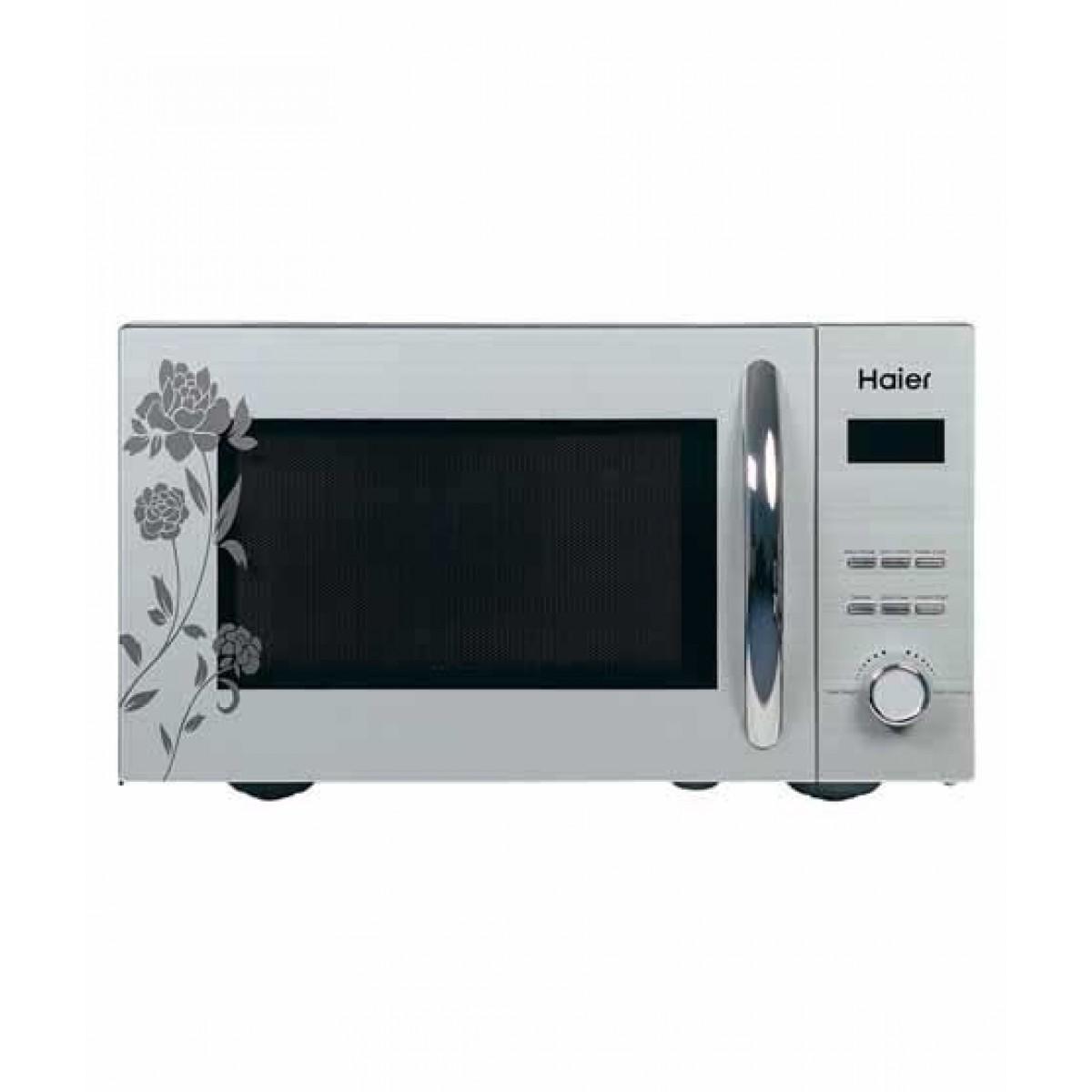 Haier Mirror Series Microwave Oven 23Ltr (HDS-2380EG)