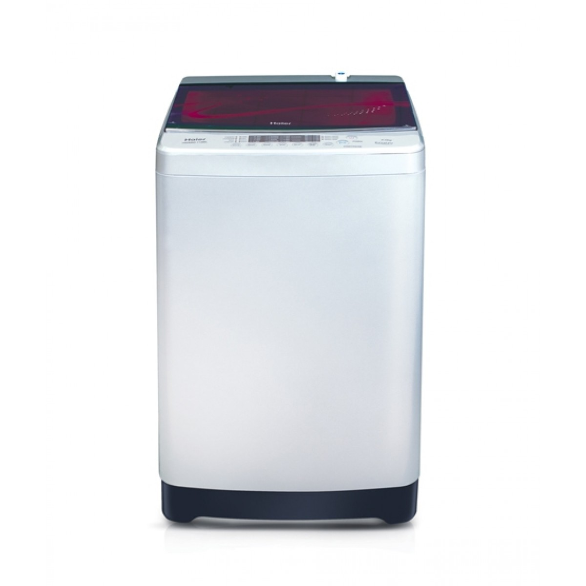 Haier Top Load Fully Automatic Washing Machine 8kg Red Hwm 80 118