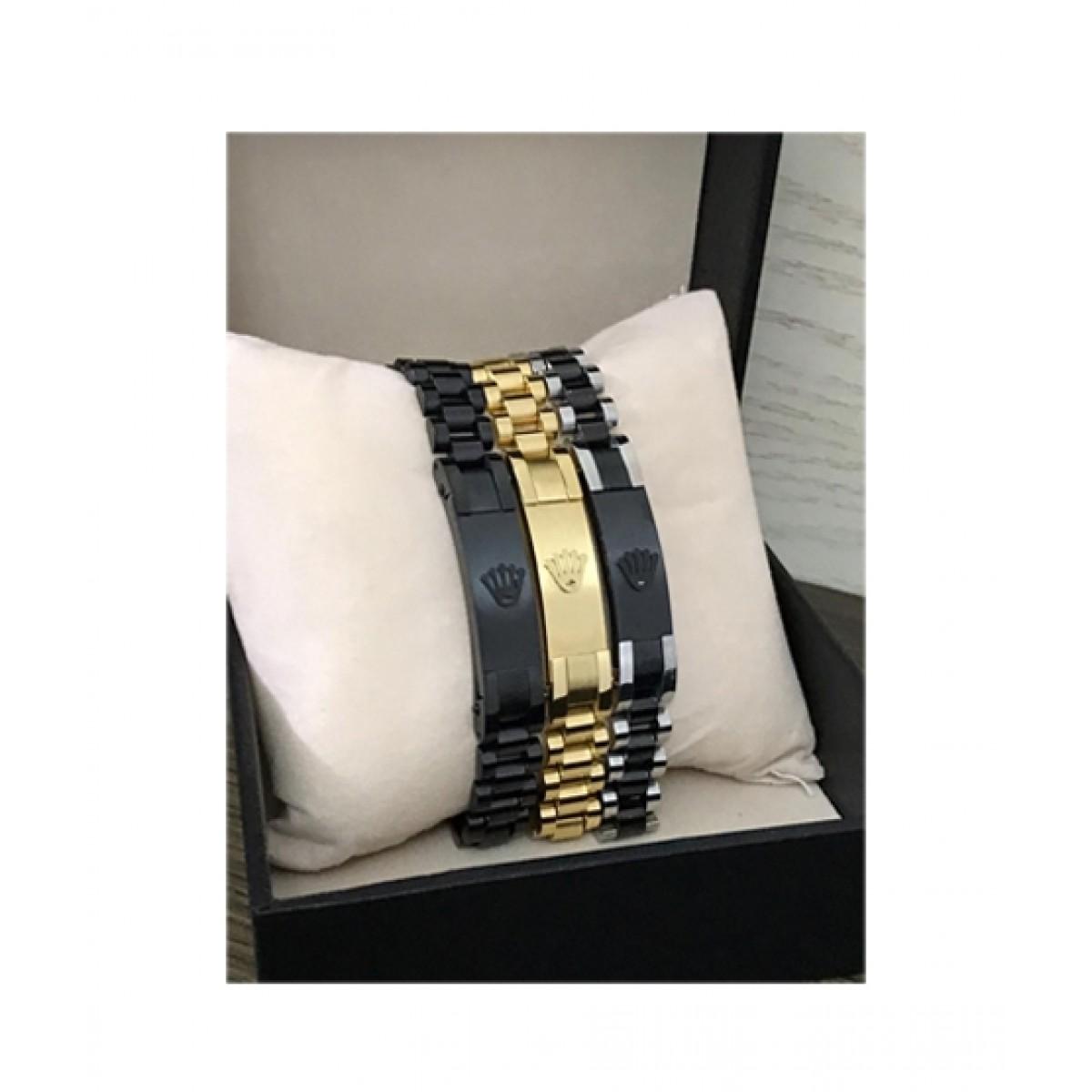 HM Stylish Bracelet For Men (0035)