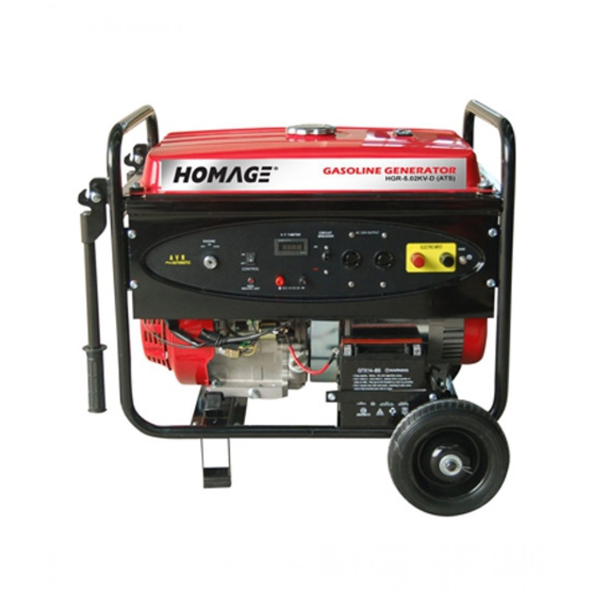 Homage Generator (HGR-5.02 KV-D)