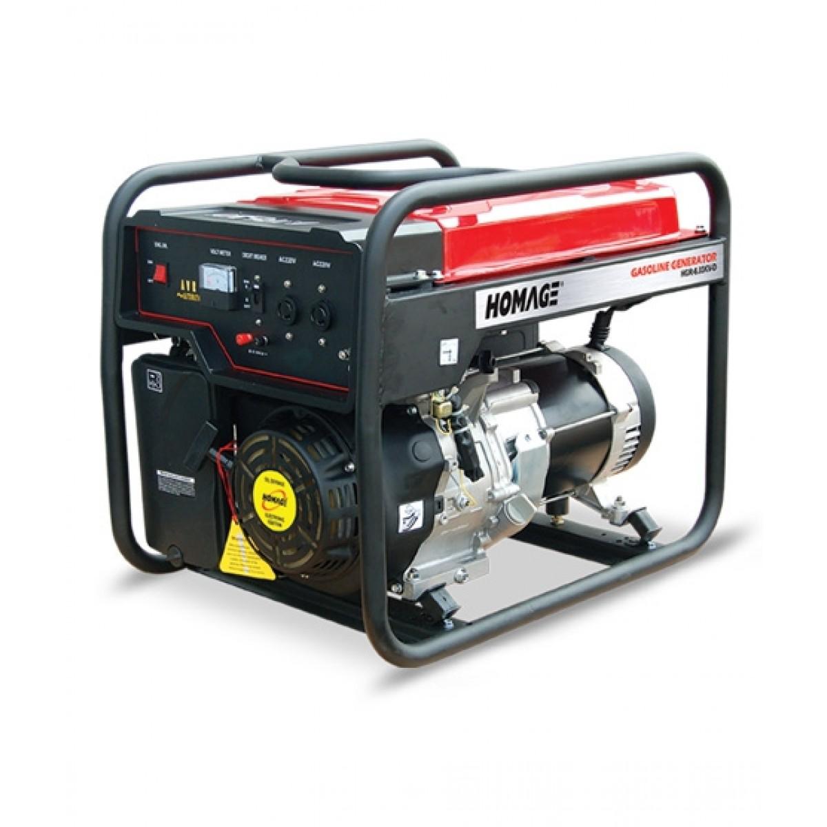 Homage Generator 3.00 KVA (HGR-3.03 KV-D)