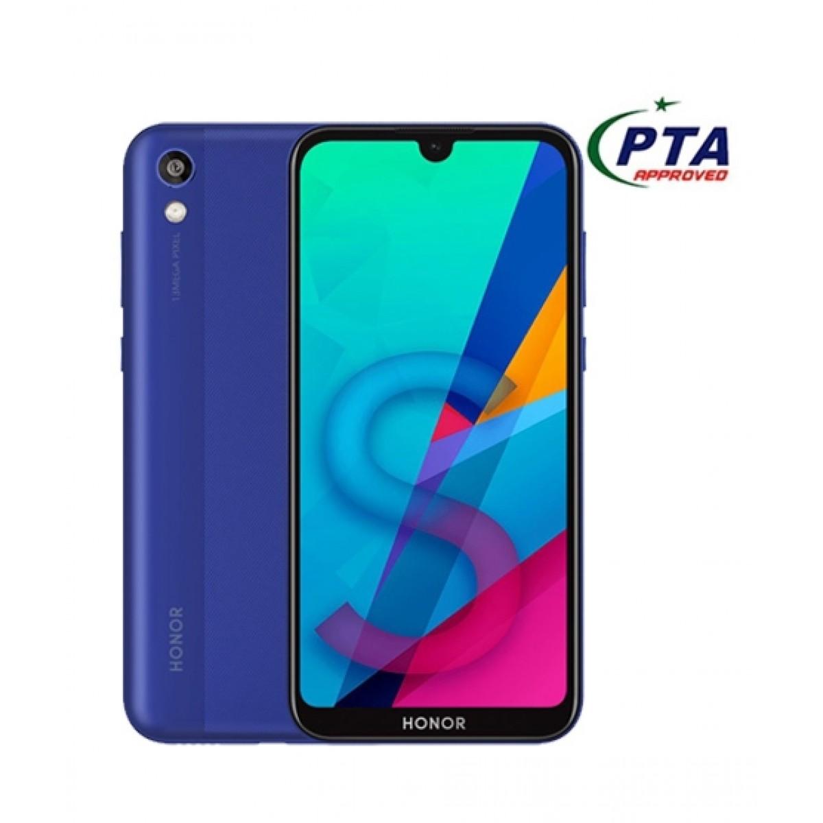Honor 8S 32GB Dual Sim Blue - Official Warranty