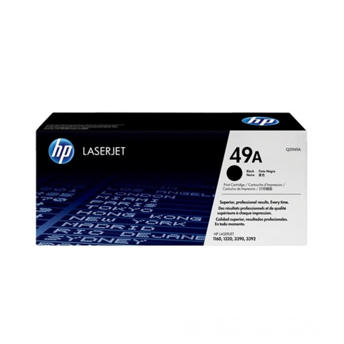 HP 49A LaserJet Toner Cartridge Black (Q5949A)