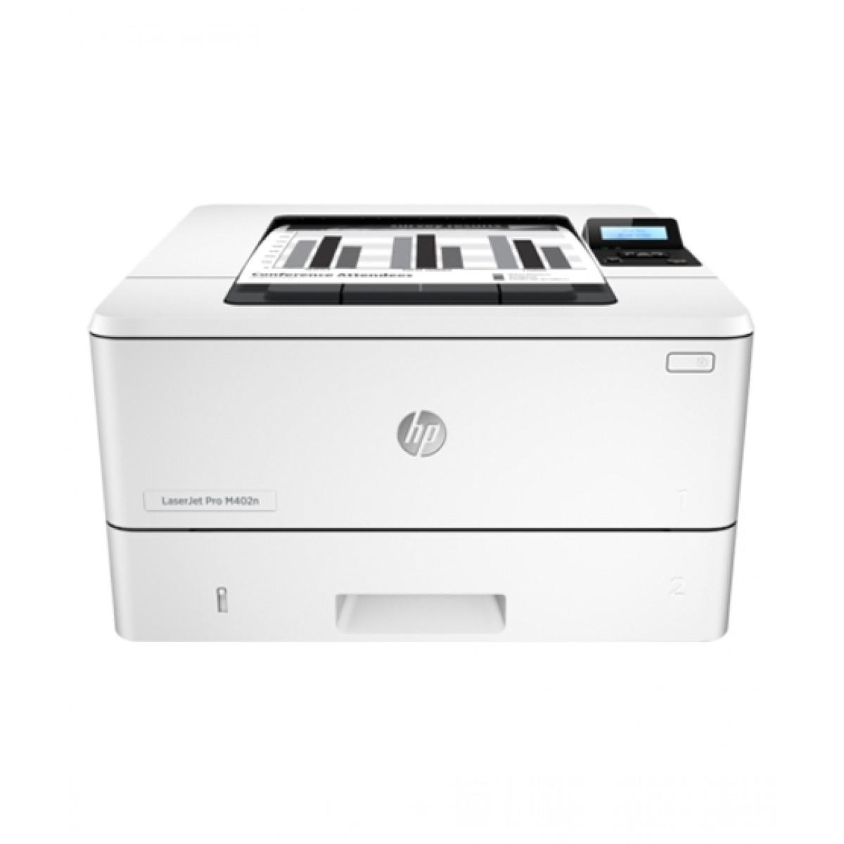 HP LaserJet Pro M402n Printer (C5F93A) - Without Warranty