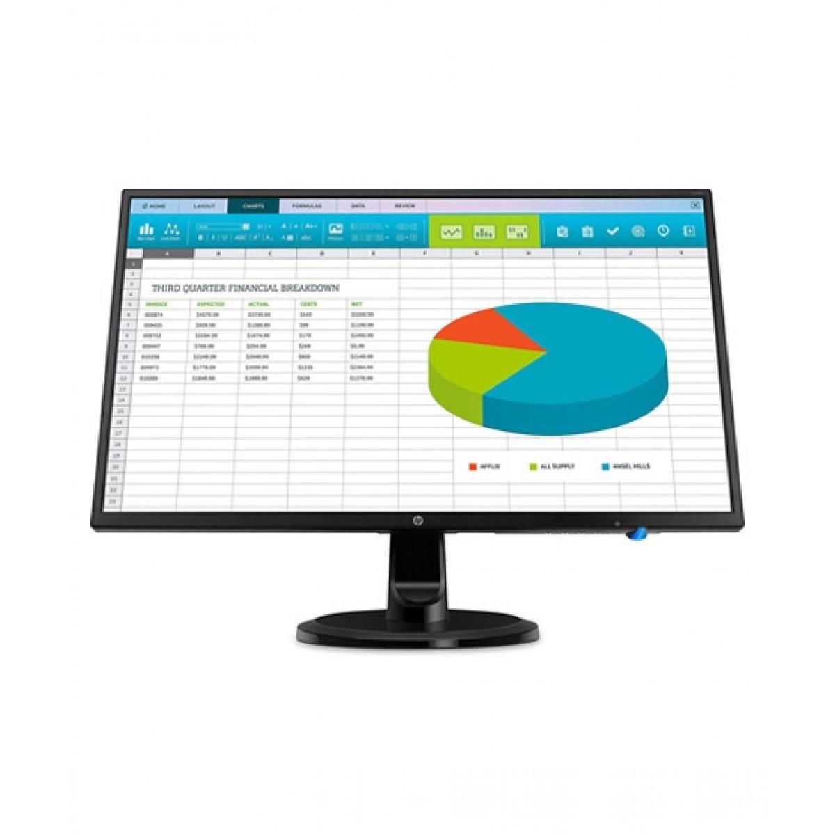 """HP N246v 24"""" LED Monitor (1RM28AA)"""