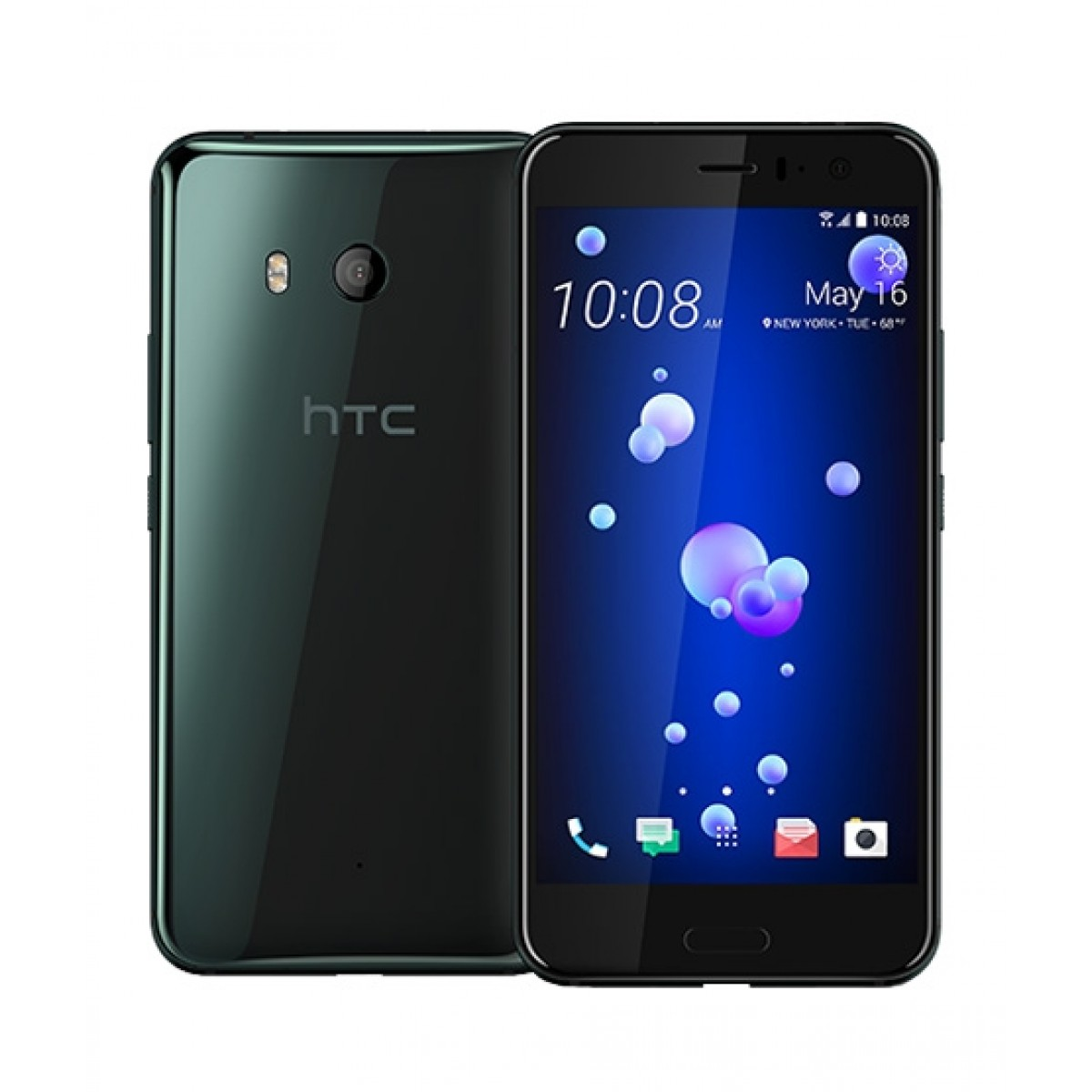 HTC U11 64GB Dual Sim Brilliant Black