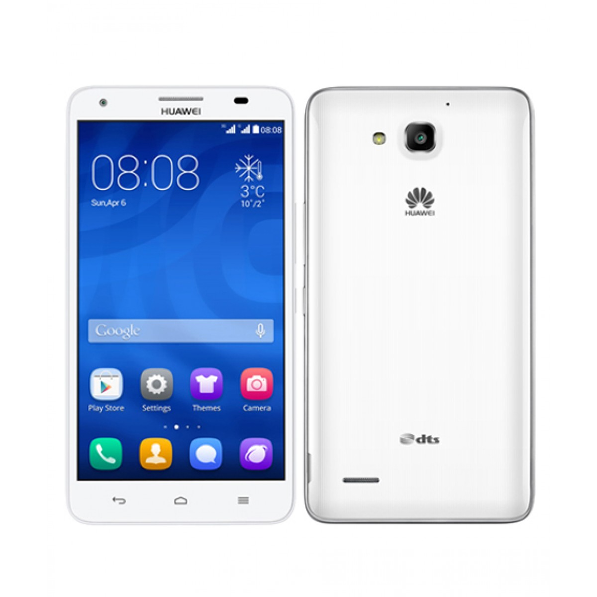 Huawei Ascend G750 3G Dual Sim White