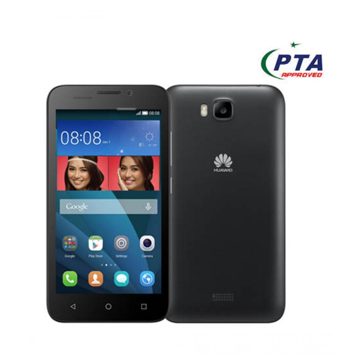 Huawei Ascend Y5 Black