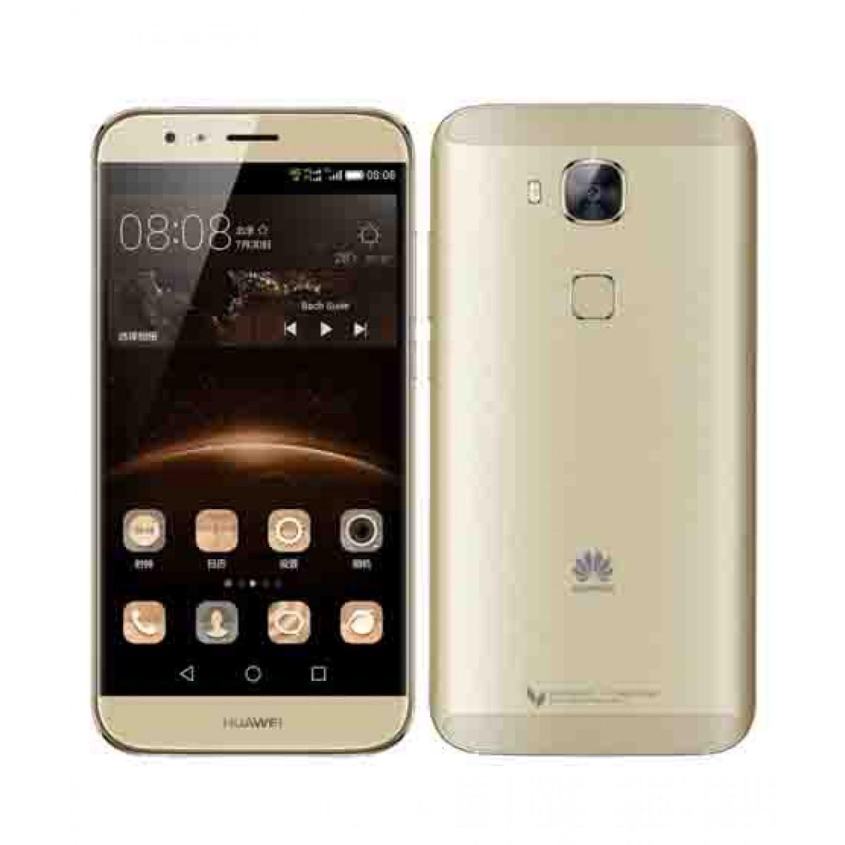 Huawei G8 Dual Sim 4G - Gold